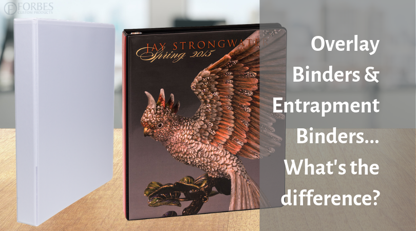 What's the difference between Overlay Binders and Entrapment Binders?